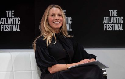 Trump Sics Followers On Laurene Powell Jobs For Her Investment In The Atlantic