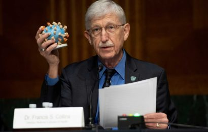 NIH Director Imagines What Aliens Would Think Of Maskless Trump Supporters