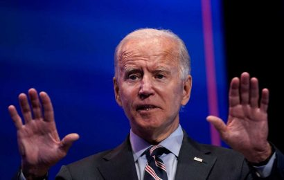 Biden Calmly Explains Why He Can't Implement A Mask Mandate, Despite Trump's Complaint