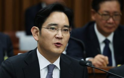 Samsung heir indicted after probe into merger