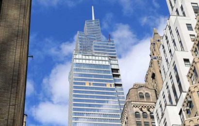 Behind the rise of the 77-story One Vanderbilt