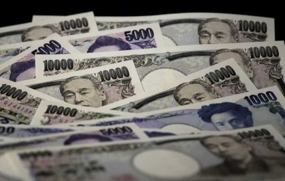 The yen could rally strongly against the dollar, strategist says