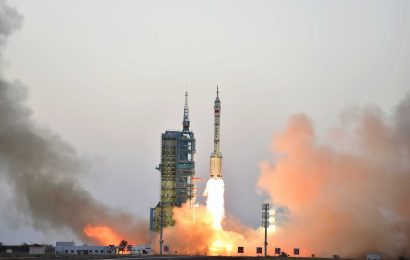 China lands its first reusable spacecraft as state media hails it an 'important breakthrough'