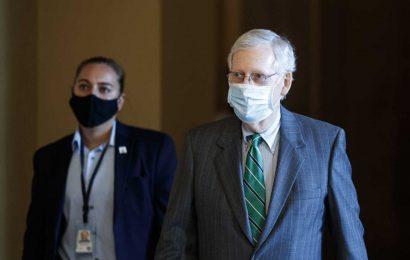 Senate Republicans fail to advance coronavirus stimulus bill as stalemate drags on