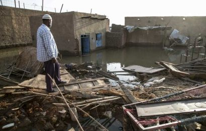 Record flooding hammers the African Sahel, the latest in a series of shocks