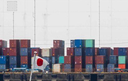 Japan's exports extend double-digit declines as pandemic hits demand