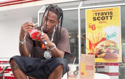 McDonald's Travis Scott promotion is so popular, it's causing Quarter Pounder shortages