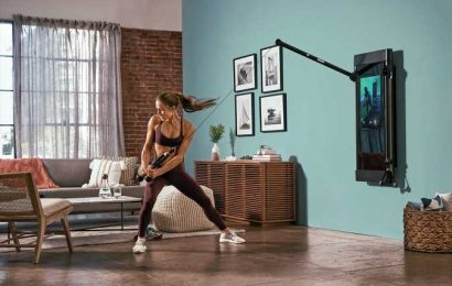 Amazon, Steph Curry-backed fitness start-up Tonal raises more cash as investors bet on 'workout from home'