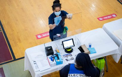 There is a 'big need' for volunteer poll workers to help the election run smoothly this year. Here's how to get involved