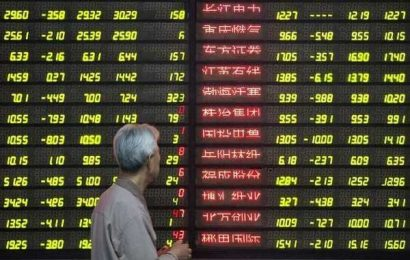 Once nearly half, China's market capitalisation is now 5x India's