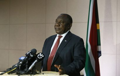 South African Plane Scandal Undermines Ramaphosa's War on Graft