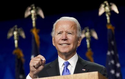 Jittery Democrats Prod Biden to Pick Up the Pace as Race Tightens