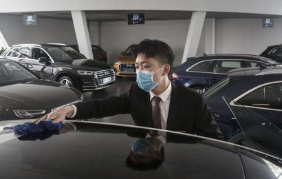 Rebound in China Car Sales Accelerates With Pandemic Easing