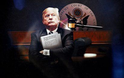 Trump Rush to Fill Seat Draws Supreme Court Into Political Mire