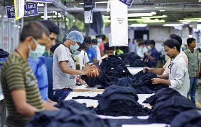 Ready-made garment exports are on a road to revival