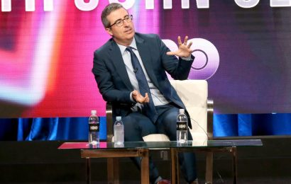 John Oliver takes aim at Fox News coronavirus coverage