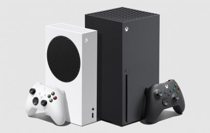 Microsoft shows off Xbox Series X games