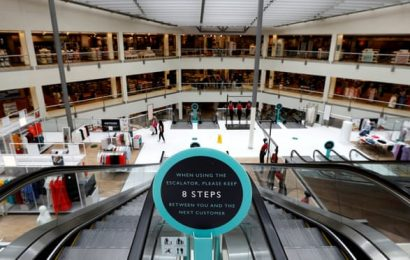John Lewis to scrap staff bonus and cut value of stores by £470m