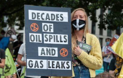 Global oil demand may have passed peak, says BP energy report