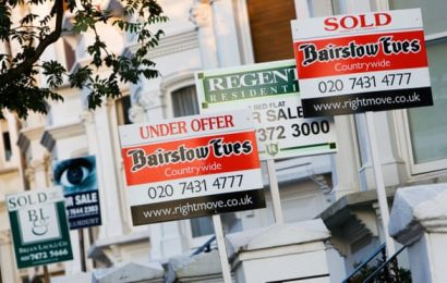 UK mortgage demand nears pre-Covid level amid stamp duty cut