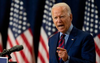 My son 'wasn't a sucker': Biden demands Trump apologize if he called US troops killed in combat 'losers'
