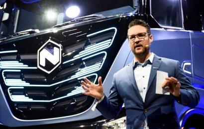 Nikola dives 28% after founder Trevor Milton steps down as executive chairman
