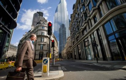 No rise in workers in UK city centres despite back-to-office plea
