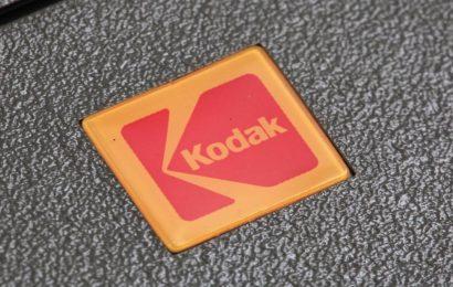 Kodak stock soars as hedge fund takes stake