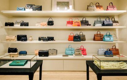 LVMH says it's ending acquisition of Tiffany & Co.