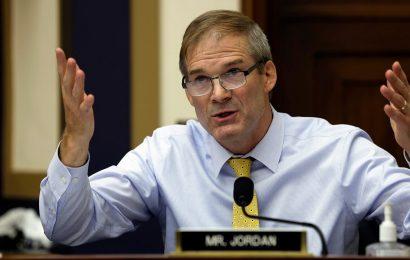 Jordan pushes resolution to limit Supreme Court justices, blasts Democrats