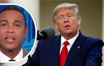 CNN's Don Lemon suggests Trump was 'hopped up' on performance-enhancing drugs during debate