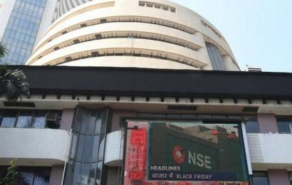 Sensex surges over 300 points in early trade; Nifty tests 11,150