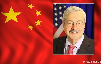 Branstad, US ambassador to China, to step down, jump on campaign trail
