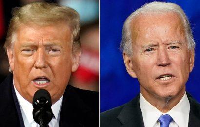 Biden aggressively prepares for debate while Trump cautions against excess preparation
