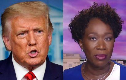 Trump: MSNBC's Joy Reid should be fired over 'xenophobia and racism' after remark about Muslims