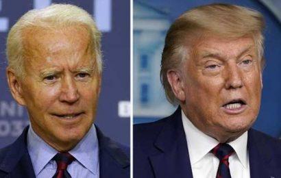 Biden, Trump deadlocked in battleground Florida: Poll