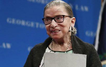 Read: Supreme Court's statement on Ruth Bader Ginsburg's death