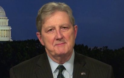 Sen. John Kennedy rips Democrats on court packing: 'They think justices are just politicians in robes'