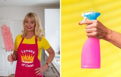 Queen of Clean shares winter cleaning routine to remove germs and bacteria from the home