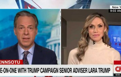 Lara Trump Defends 'Lock Her Up' Chants About Whitmer, Says Trump Was 'Having Fun'