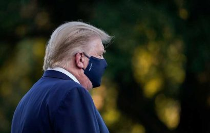 Trump Was Already Infected with COVID-19 When He Called Into Fox News on Thursday: Reports