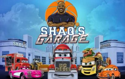 Shaquille O'Neal Takes Stake In Genius Brands, Set Kids Animated Comedy For Kartoon Channel