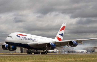 British Airways-owner IAG reports 1.3 billion euro loss in the third quarter