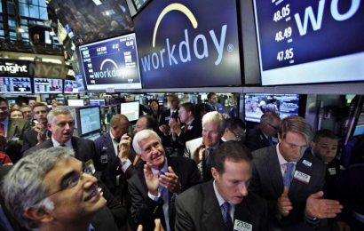 Cloud stocks soar as Workday gets an upgrade. One chart suggests more gains for the group