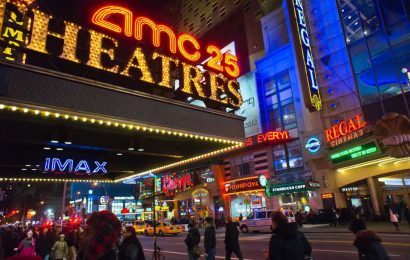 AMC CEO says reopening New York theaters is 'a monumental step forward' for battered industry