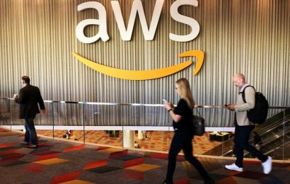 Amazon cloud revenue jumps 29%, in line with expectations