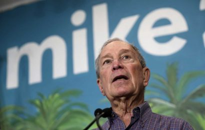 Democrats urge Bloomberg to invest in Senate races as McConnell-linked super PAC spends big