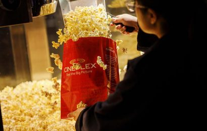 Don't expect Hollywood blockbusters to return until more cinemas in New York and California reopen