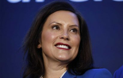 Michigan Gov. Whitmer says Trump is inciting domestic terrorism after 'lock her up' chants at rally
