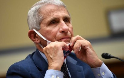 Dr. Fauci says U.S. faces 'a whole lot of trouble' as coronavirus cases rise heading into winter
